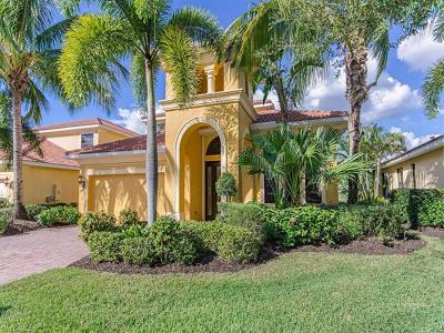 Bonita Springs Single Family Home For Sale: 14550 Meravi Dr