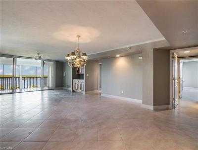 Fort Myers Beach Condo/Townhouse For Sale: 4745 Estero Blvd #501