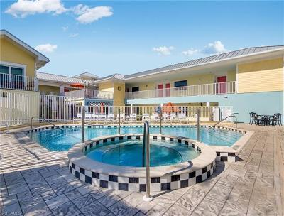 Fort Myers Beach Condo/Townhouse For Sale: 450 Old San Carlos Blvd #307
