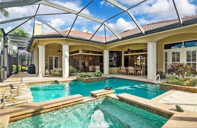 Estero Single Family Home For Sale: 10177 Idle Pine Ln