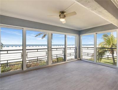 Fort Myers Condo/Townhouse For Sale: 6500 Estero Blvd #E222