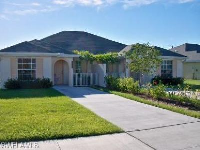 Single Family Home For Sale: 4906 Majorca Palms Dr