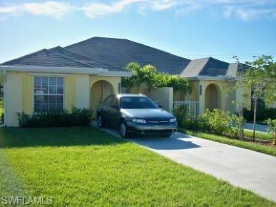 Single Family Home For Sale: 4900 Majorca Palms Dr