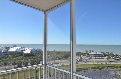Lee County Condo/Townhouse For Sale: 5700 Bonita Beach Rd #3907