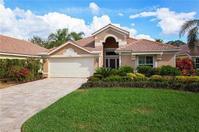 Estero Single Family Home For Sale: 23721 Stonyriver Pl