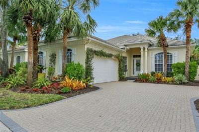 Bonita Springs Single Family Home For Sale: 3640 Olde Cottage Ln