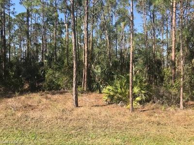 Bonita Springs Residential Lots & Land For Sale: 25608 Luci Dr