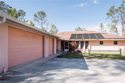 Naples Single Family Home For Sale: 6265 Copper Leaf Ln