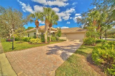 Estero Single Family Home For Sale: 21952 Masters Cir