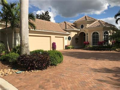 Bonita Springs Single Family Home For Sale: 26381 Mahogany Pointe Ct