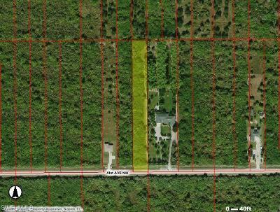 Collier County Residential Lots & Land For Sale: 355 41st Ave NW