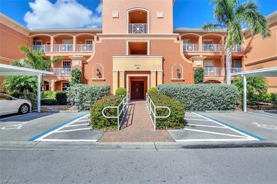 Bonita Springs Condo/Townhouse For Sale: 9621 Spanish Moss Way #3834