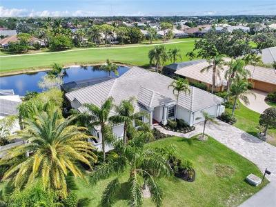 Bonita Springs Single Family Home Pending With Contingencies: 28391 Del Lago Way