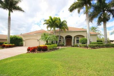 Estero Single Family Home For Sale: 20276 Leopard Ln