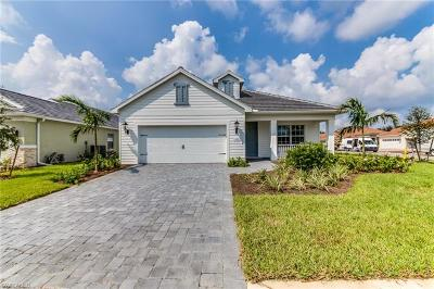 Single Family Home For Sale: 4561 Mystic Blue Way