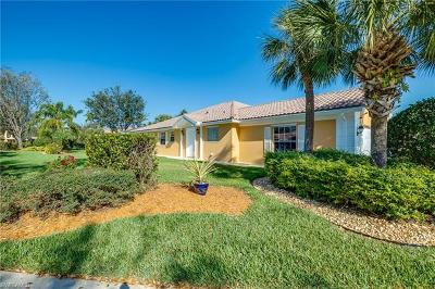 San Remo, Village Walk Of Bonita Springs Single Family Home For Sale: 28096 Boccaccio Way