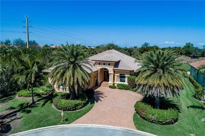 Fort Myers Single Family Home For Sale: 6841 Lakewood Isle Dr