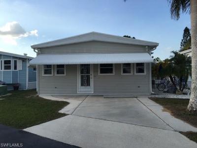 Estero Condo/Townhouse For Sale: 4530 Lincoln Ln E