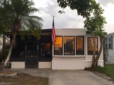 Estero Condo/Townhouse For Sale: 4531 Lafayette Ln E