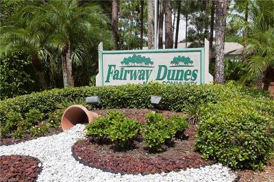 Bonita Springs Single Family Home For Sale: 25591 Fairway Dunes Ct