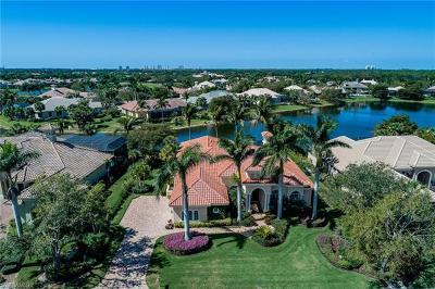Estero Single Family Home For Sale: 10185 Orchid Ridge Ln