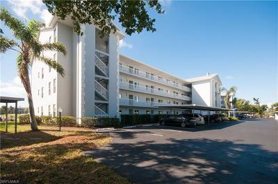 Fort Myers Condo/Townhouse For Sale: 14961 Hole In 1 Cir #208 - Pi