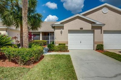 Estero Single Family Home For Sale: 20643 Country Barn Dr