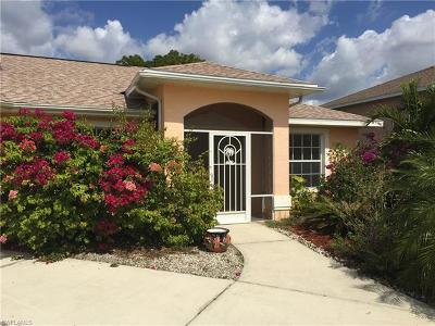 Cape Coral Single Family Home For Sale: 427 NW 8th Ter