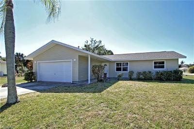 Bonita Springs Single Family Home For Sale: 23420 El Dorado Blvd