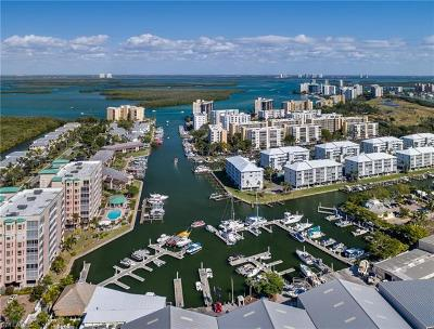 Fort Myers Beach Condo/Townhouse Pending With Contingencies: 170 Lenell Rd #203