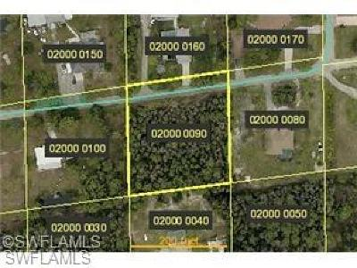 Bonita Springs Residential Lots & Land For Sale: 10400 Binky Ln