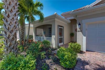 Bonita Springs Single Family Home For Sale: 28018 Pisces Ln W