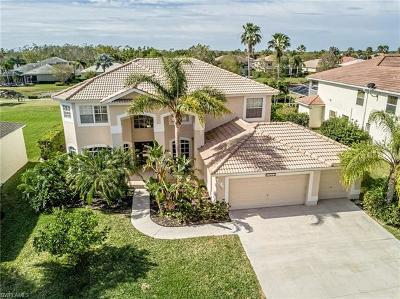 Estero Single Family Home Pending With Contingencies: 11420 Worcester Run
