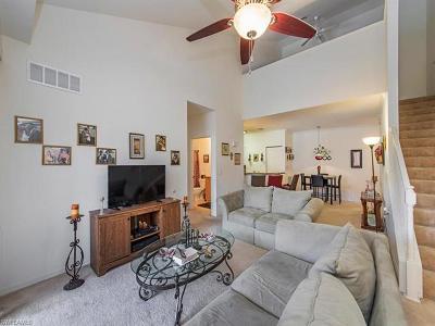 Cape Coral Condo/Townhouse For Sale: 1860 Concordia Lake Cir #608