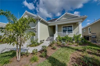 Fort Myers Single Family Home For Sale: 17755 Spanish Harbour Ct