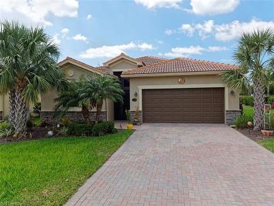 Estero Single Family Home For Sale: 21550 Belvedere Ln