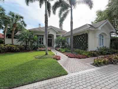 Bonita Springs Single Family Home For Sale: 3381 Oak Hammock Ct