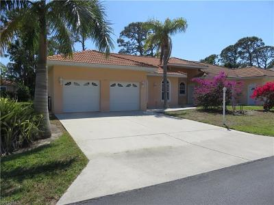 Bonita Springs Single Family Home For Sale: 11233 Coimbra Ln