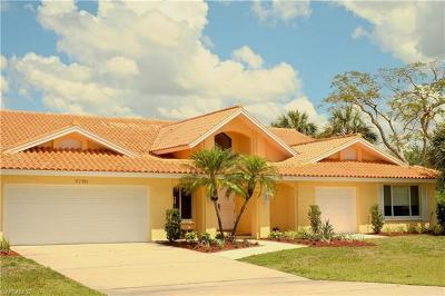 Bonita Springs Single Family Home For Sale: 9790 Treasure Cay Ln
