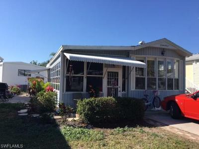 Estero Condo/Townhouse For Sale: 4551 Washington Way E
