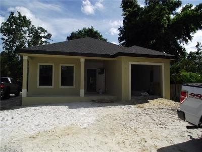 Bonita Springs Single Family Home For Sale: 27694 Tennessee St