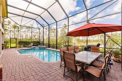 Estero Single Family Home For Sale: 21007 Bosco Ct