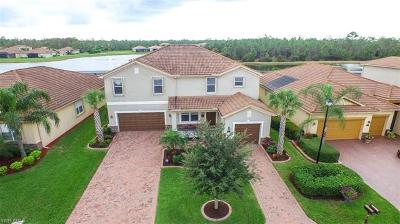 Estero Single Family Home For Sale: 21607 Bella Terra Blvd
