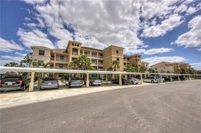 Fort Myers Condo/Townhouse Pending With Contingencies: 10740 Palazzo Way #103