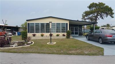 Bonita Springs Single Family Home Pending With Contingencies: 4680 Fiji Ln