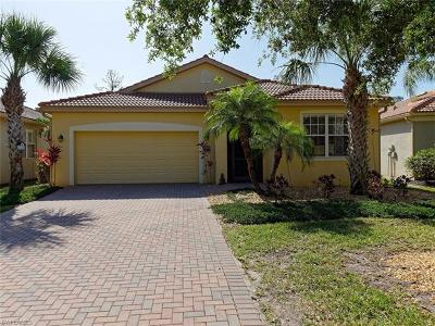 Estero Single Family Home For Sale: 21403 Velino Ln