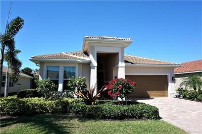 Estero Single Family Home For Sale: 19640 Tesoro Way