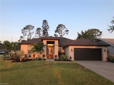 Bonita Golf Club Villas Single Family Home For Sale: 25180 Divot Dr
