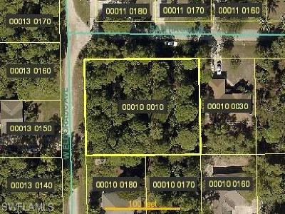 Bonita Springs Residential Lots & Land For Sale: 4665 Santiago Ln