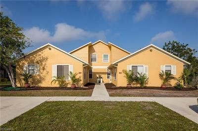 Naples Multi Family Home For Sale: 153/155 Crown Dr